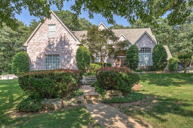 11720 S 67th Avenue E, Bixby, OK 74008 (MLS #2121902) :: Hopper Group at RE/MAX Results