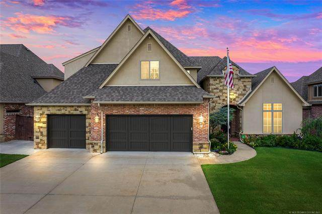 12289 S 105th East Avenue, Bixby, OK 74008 (MLS #2121912) :: Hopper Group at RE/MAX Results