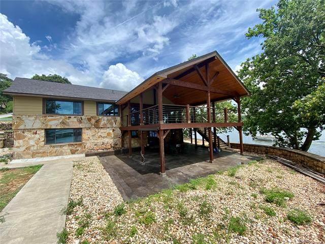 149 Skyline Drive, Bernice, OK 74331 (MLS #2121950) :: Owasso Homes and Lifestyle