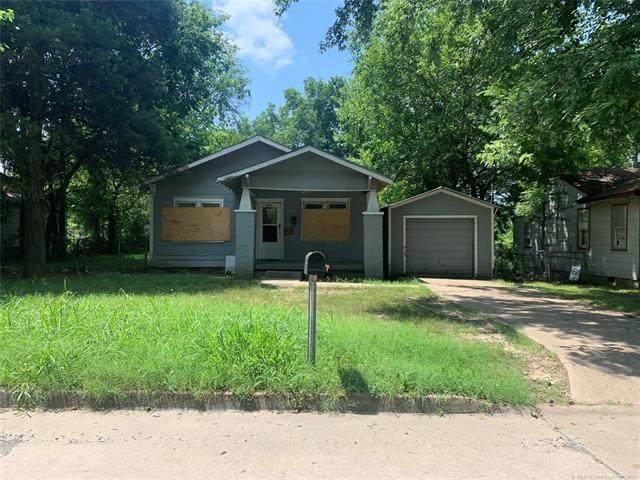 3005 Denver St, Muskogee, OK 74401 (MLS #2121987) :: 918HomeTeam - KW Realty Preferred