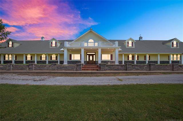 2159 W 154th Place N, Skiatook, OK 74070 (MLS #2122073) :: Hopper Group at RE/MAX Results