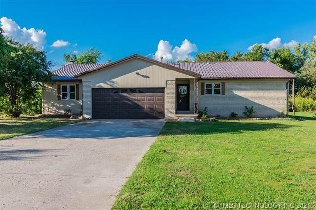 28943 E 749 Road, Wagoner, OK 74467 (MLS #2122116) :: Active Real Estate