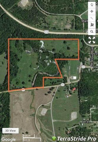 State Hwy 63, Haileyville, OK 74546 (MLS #2122233) :: 918HomeTeam - KW Realty Preferred