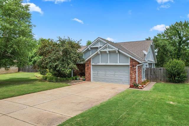 8635 S 79th East Avenue, Tulsa, OK 74133 (MLS #2122319) :: Active Real Estate