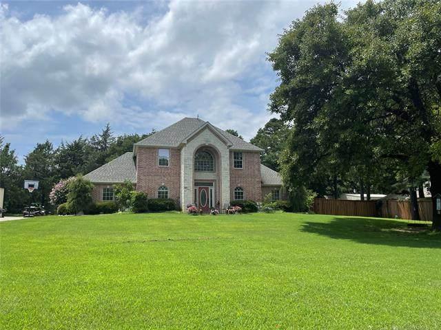 45 N Wilhite, Mead, OK 73449 (MLS #2122341) :: Active Real Estate