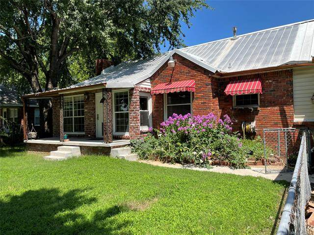 10517 E 136th Street North, Collinsville, OK 74021 (MLS #2122358) :: Active Real Estate