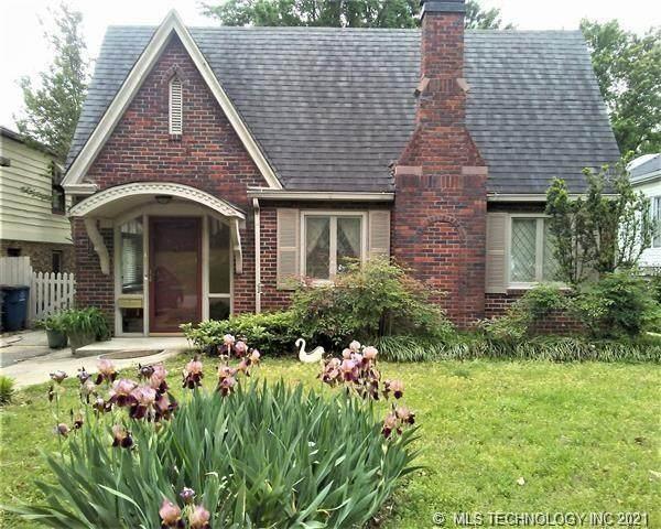 1352 E 20TH Street, Tulsa, OK 74120 (MLS #2122426) :: Active Real Estate
