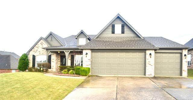 7509 E Knoxville Street, Broken Arrow, OK 74014 (MLS #2122433) :: Hopper Group at RE/MAX Results