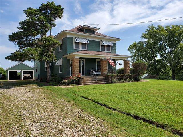 1116 Pawnee Bill Road, Pawnee, OK 74058 (MLS #2122438) :: Owasso Homes and Lifestyle