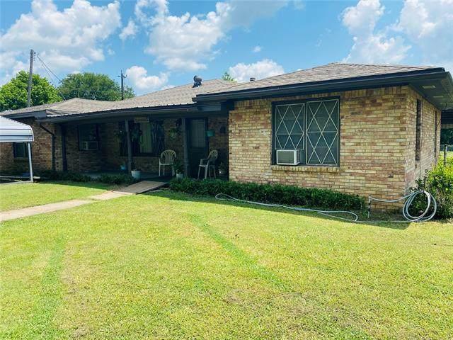 310 N K, Wapanucka, OK 73461 (MLS #2122461) :: Active Real Estate