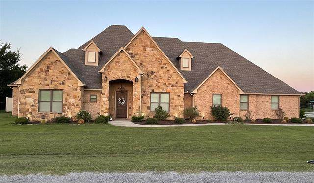 315 Tuscan Road, Ardmore, OK 73401 (MLS #2122462) :: Owasso Homes and Lifestyle