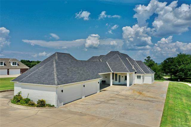 14 Ash Court, Eufaula, OK 74432 (MLS #2122526) :: Hopper Group at RE/MAX Results