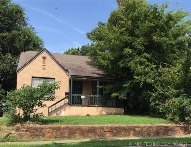 2534 N Boston Place, Tulsa, OK 74106 (MLS #2122540) :: Active Real Estate