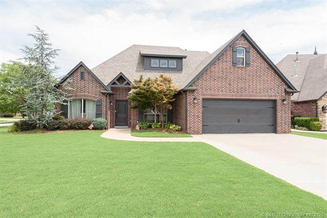 16702 E 49th Place, Tulsa, OK 74134 (MLS #2122692) :: Hopper Group at RE/MAX Results
