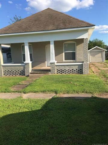 513 E Moses Street, Cushing, OK 74023 (MLS #2122715) :: Active Real Estate