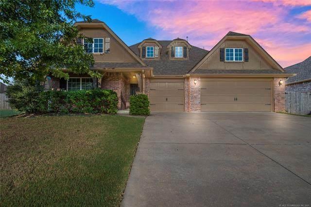 4440 S 174th East Avenue, Tulsa, OK 74134 (MLS #2122771) :: Active Real Estate