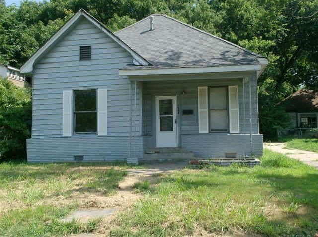 1606 Columbus Street, Muskogee, OK 74401 (MLS #2122777) :: 580 Realty