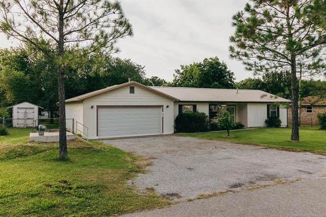 137 Dogwood Street, Wilson, OK 73463 (MLS #2122792) :: Owasso Homes and Lifestyle