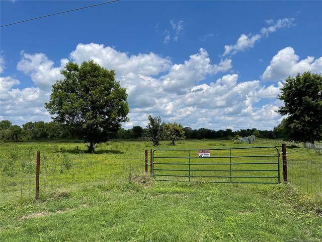 N 210 Road, Okmulgee, OK 74447 (MLS #2122804) :: Active Real Estate
