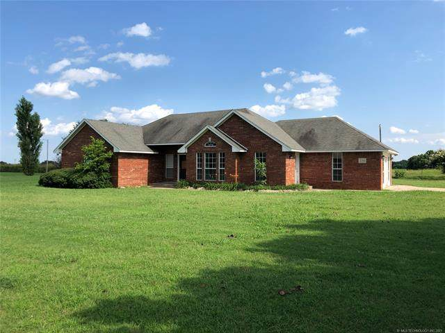33 Glenway, Ardmore, OK 73401 (MLS #2122822) :: Active Real Estate