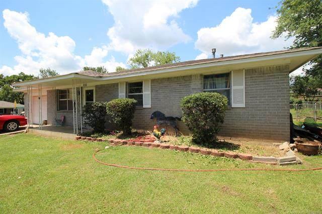 709 Meadow Lark Drive, Sallisaw, OK 74955 (MLS #2122881) :: Active Real Estate