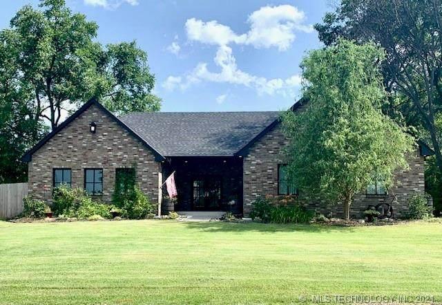 402 E Morehead Avenue, Washington, OK 73093 (MLS #2122892) :: Active Real Estate