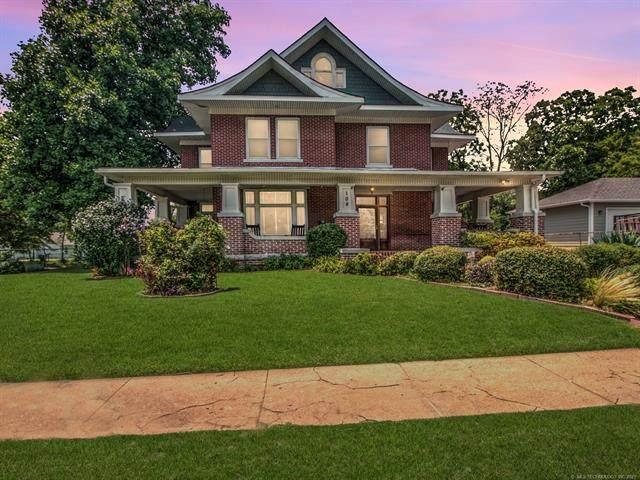 104 N Victor Avenue, Tulsa, OK 74110 (MLS #2122910) :: Active Real Estate