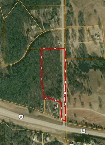 Timber Ridge Road, Ardmore, OK 73401 (MLS #2122941) :: 918HomeTeam - KW Realty Preferred