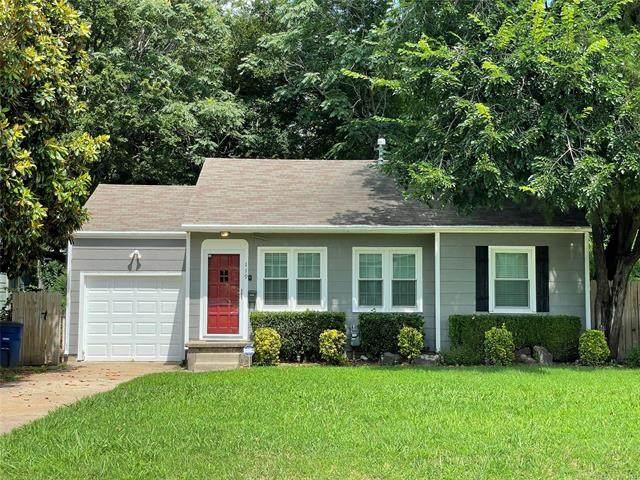 119 S Sandusky Avenue, Tulsa, OK 74112 (MLS #2122944) :: Active Real Estate