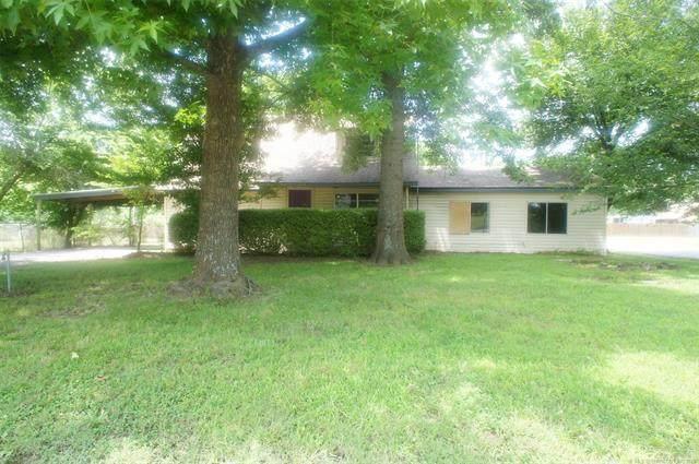 210 S Maple Street, Kellyville, OK 74039 (MLS #2122960) :: Active Real Estate