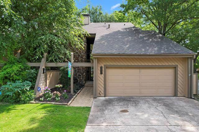 6021 S Atlanta Avenue #2, Tulsa, OK 74105 (MLS #2123003) :: Active Real Estate