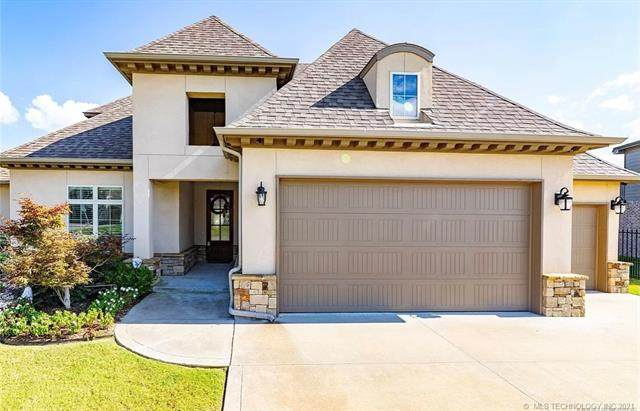 7086 E 125th Street S, Bixby, OK 74008 (MLS #2123016) :: Hopper Group at RE/MAX Results