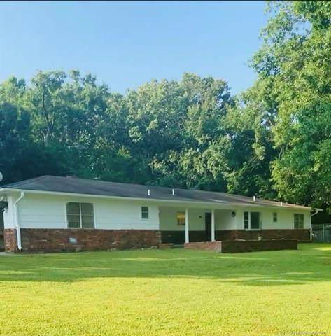 1011 Valley Road, Okmulgee, OK 74447 (MLS #2123033) :: Owasso Homes and Lifestyle