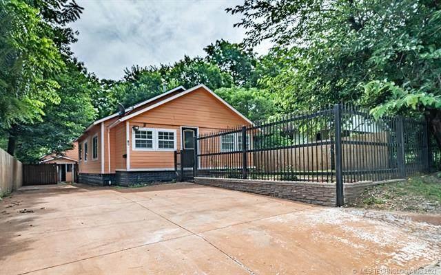 27 S Toledo Avenue, Tulsa, OK 74112 (MLS #2123063) :: Active Real Estate