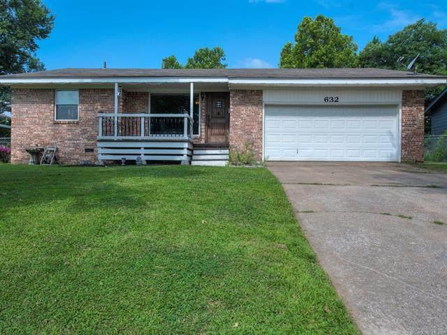 632 N Moccasin Place, Sapulpa, OK 74066 (MLS #2123118) :: 918HomeTeam - KW Realty Preferred