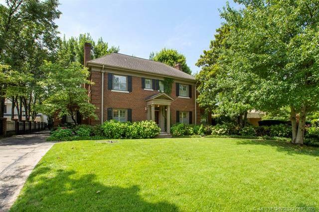 1344 E 26th Place, Tulsa, OK 74114 (MLS #2123121) :: Active Real Estate