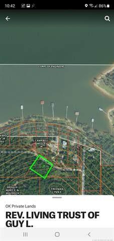 E 1153 Road, Eufaula, OK 74432 (MLS #2123130) :: Owasso Homes and Lifestyle