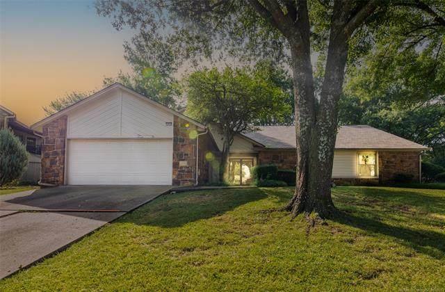 7443 S Granite Avenue, Tulsa, OK 74136 (MLS #2123197) :: Active Real Estate