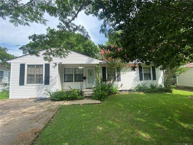 1626 Tower Drive, Ardmore, OK 73401 (MLS #2123204) :: Active Real Estate