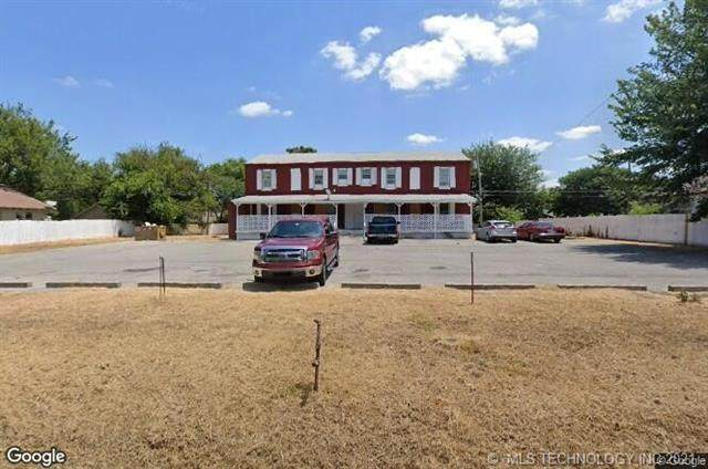 809 N Birmingham Place North, Tulsa, OK 74112 (MLS #2123230) :: Hopper Group at RE/MAX Results