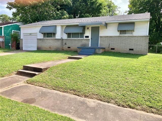 4955 S Maybelle Avenue W, Tulsa, OK 74107 (MLS #2123245) :: 918HomeTeam - KW Realty Preferred