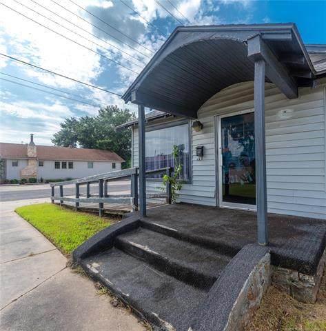 428 E Wyandotte, Mcalester, OK 74501 (MLS #2123259) :: Owasso Homes and Lifestyle