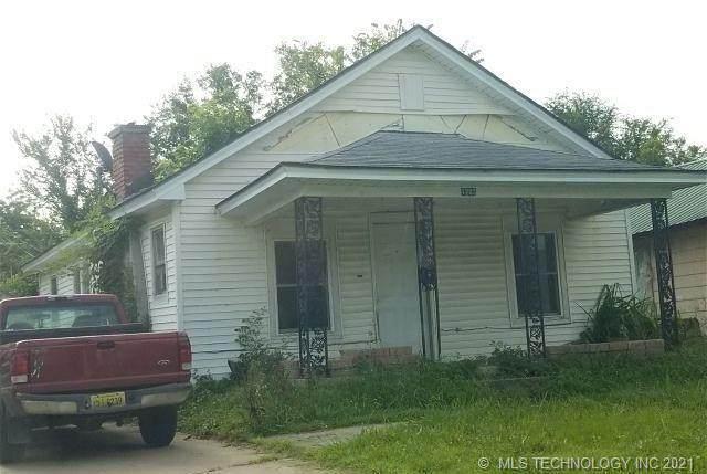 1203 N Collins Avenue, Okmulgee, OK 74447 (MLS #2123270) :: 918HomeTeam - KW Realty Preferred