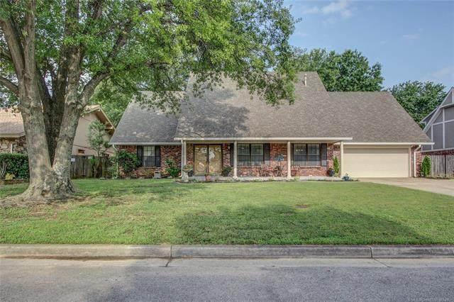 8710 S 70th East Avenue, Tulsa, OK 74133 (MLS #2123319) :: Active Real Estate