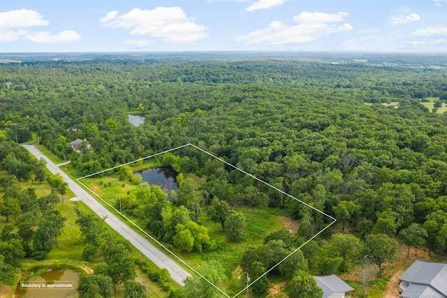 16100 Hubbard Road, Claremore, OK 74017 (MLS #2123384) :: Active Real Estate
