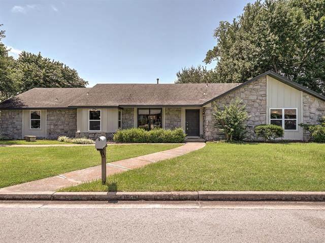 7116 E 86th Place, Tulsa, OK 74133 (MLS #2123390) :: Active Real Estate