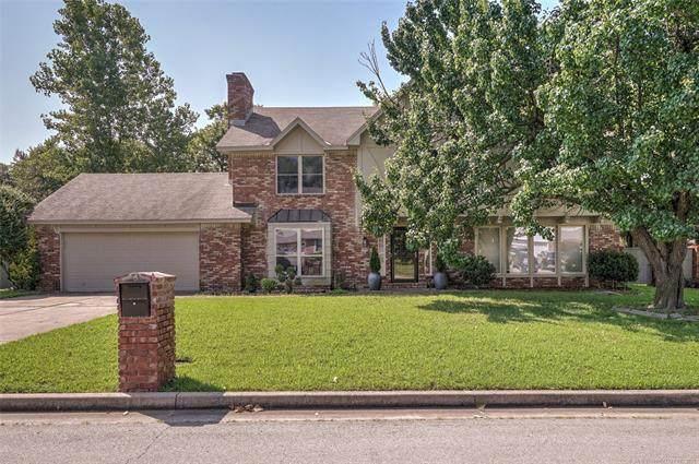 7506 E 84th Street, Tulsa, OK 74133 (MLS #2123394) :: Active Real Estate