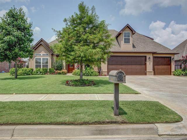 7832 S Indian Avenue, Tulsa, OK 74132 (MLS #2123400) :: Active Real Estate