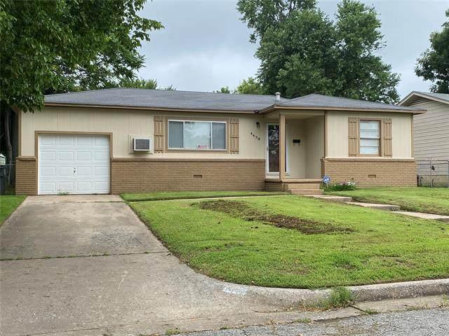 4439 W 1st Street, Tulsa, OK 74127 (MLS #2123498) :: 918HomeTeam - KW Realty Preferred