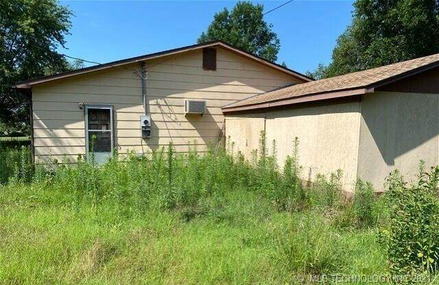 805 Cherokee Street, So Coffeyville, OK 74072 (MLS #2123516) :: 580 Realty
